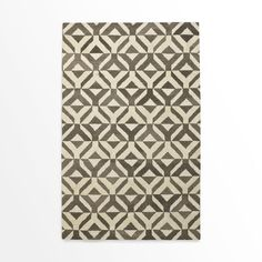 Marquis Wool Rug - Taupe | West Elm 6x9 for $349 retail final sale
