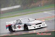 Lancia Montecarlo, cer2, GT2 Spa-Classic 2013