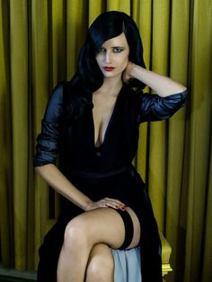 The spy Christine Granville inspired the character of Bond girl Vesper Lynd, played by sultry French actress Eva Green