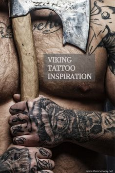 If you are thinking about getting a Viking tattoo? Then here are some ideas to get you started. Norway Culture, History Of Norway, Aesthetic Tattoo, Norse Vikings, Viking Art, Viking Tattoos, Norse Mythology, Tattoo Inspiration, Ink