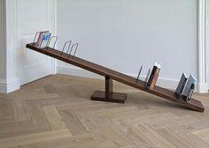 Insanely cool bookshelves #8  Via http://www.sobadsogood.com