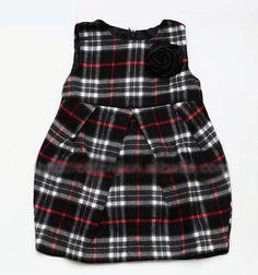 Little girl dress nova 2015 flower Baby girl dress cotton Black vintage children clothing lovely vetement fille robe bebe enfant