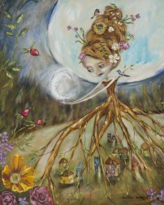 Mother Nature Series: Two Moons by Heather Renaux