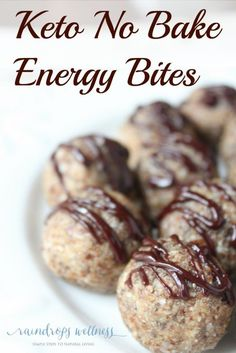 Keto No Bake Energy Bites are one of the best guilt free desserts you will enjoy in your journey to healthy eating. they are delicious and easy to make too.