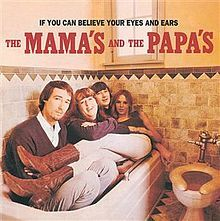 Monday, Monday, I Call Your Name and California Dreamin are all on this album. I actually ran into Mama Cass waiting for a signal to change on Sunset Blvd the summer of '67.