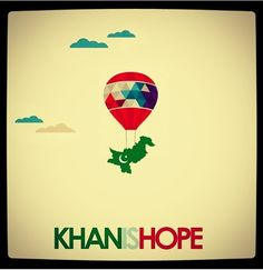 The only hope for #betterpakistan #naya pakistan