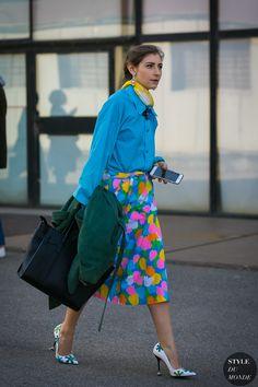 Jenny Walton by STYLEDUMONDE Street Style Fashion Photography