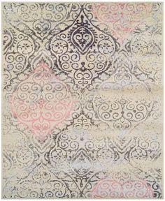"Dalyn Neo Grey Moor Linen 7'10\"" x 10'7\"" Area Rug"