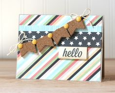 Fancy Pants cork arrows card by Kimberly Crawford by kimberlykscrawford, via Flickr