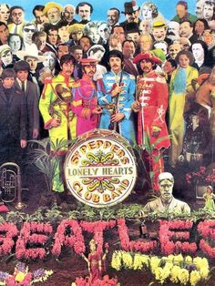 I'm dreaming of a White (Album) Christmas. Tidal is now streaming every Beatles album, in High Fidelity sound. Start your free trial today! Beatles Albums, Music Albums, The Beatles, George Harrison, Sgt Pepper Album, Paul Mccartney Bass, Beatles Sgt Pepper, Club Poster, Great Albums