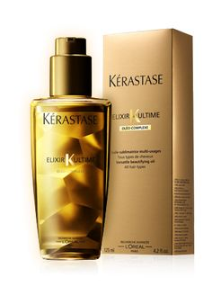 An extraordinary blend of beautifying oils for softness and shine hairs !