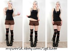 Blonde Kato! I love this girl's style; she's probably my all-time favorite ;-)