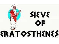 Basic Math: Sieve of Eratosthenes