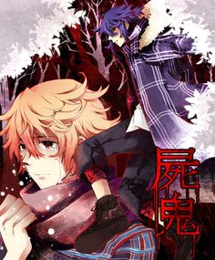 I love these two - Natsuno and Tohru.  llano.deviantart.com  by Lancha