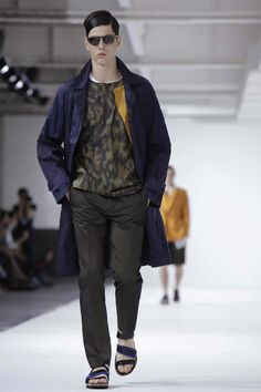 Dries Van Noten Spring/Summer 2013 collection.