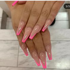 top awesome coffin nails design 2019 you must try 25 ~ thereds.me top awesome coffin nails design 2019 you must try 25 ~ thereds.me,Ombre acrylic nails top awesome coffin nails design. Summer Acrylic Nails, Best Acrylic Nails, Summer Nails, Holiday Acrylic Nails, Ballerina Acrylic Nails, Ballerina Nails Shape, Simple Acrylic Nails, Acrylic Nail Art, Neon Nails
