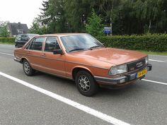 Audi 100 GL 5E 1977