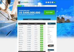 PlayHugeLottos Rewiew Lottery - Double Deposit Promo -