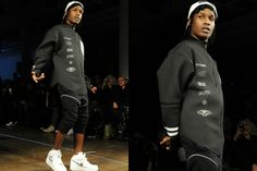Rap Concert Fashion | ... fashion show during MADE Fashion Week in New York City on February 10