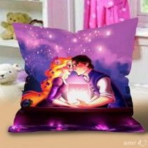 Tangled Rapunzel Disney Pillow Cases