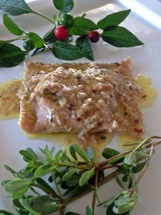 """""""Souvenirs d'automne"""" bauletti di farina di castagne con rositi silani e caciocavallo podolico - ricetta inserita da Filippo Pirillo"""