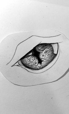 Kleine schets in zwart wit