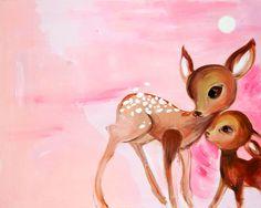 Eeva-Leena Eklund - Mother and Bambi