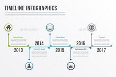 #Timeline - #Infographics Download here: https://graphicriver.net/item/timeline/19259600?ref=alena994