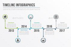 #Timeline - #Infographics Download here: https://graphicriver.net/item/timeline/19259600?ref=alena994