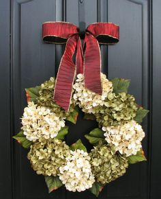 Christmas Wreath Winter Wreaths Holidays Merry by twoinspireyou