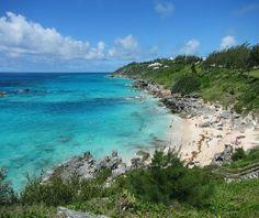 South Shore of Bermuda - Church Bay
