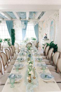 spring wedding reception весенняя свадьба