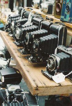 Memories through these Vintage Cameras
