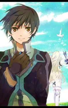 Tags: Anime, Rouki Isago, Tales of Xillia, Jude Mathis, Milla Maxwell Tales Of Graces, Tales Of Xillia, Journey's End, Tales Series, Mobile Wallpaper, Anime Characters, Fan Art, Gallery, Video Games
