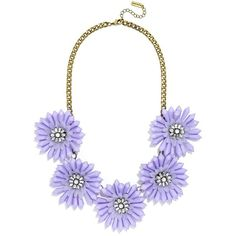 BaubleBar Lilac Collar ($16) ❤ liked on Polyvore featuring jewelry, necklaces, accessories, lavender necklace and baublebar jewelry