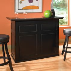 High Quality Home Bars and Bar Stools at Family Leisure