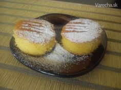 Šťavnatý citronový koláč - bezlepkový