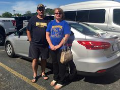 Turnpike Ford wishes to thank Mr. & Mrs. Long for their support