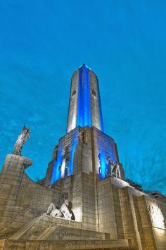 Rosario, Monumento a la Bandera Argentina
