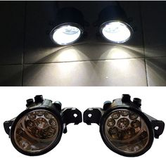 26.34$  Watch now - http://aiefj.worlditems.win/all/product.php?id=32649151512 - For VAUXHALL MOVANO Mk 2/II (B) 2010-2015  Car styling front bumper LED fog Lights high brightness fog lamps 1set