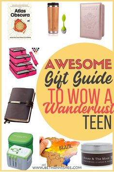 Awesome Gift Guide t