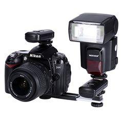 NEEWER® Flashgun Flash Bracket for Flash Hot Shoe Digital DC Camera Arms Bracket Neewer $6.60 on Amazon, December 2014 http://www.amazon.com/dp/B008MHS0IW/ref=cm_sw_r_pi_dp_6JNIub1V62R9H