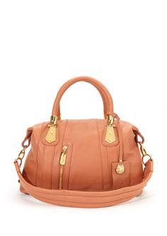 Sabrina Leather Satchel - $69.99