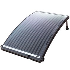 Game 4721 SolarPRO Curve Solar Pool (Blue) Heater for Intex & Bestway Above Ground and in Ground Pools (Includes Intex Adapters) Swimming Pool Heaters, Above Ground Swimming Pools, In Ground Pools, Above Ground Pool Heater, Solar Energy Panels, Best Solar Panels, Oberirdische Pools, Solar Water Heater, Diy Pool Heater