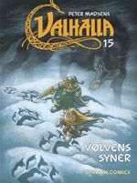 Valhalla: Nordic legends as illustrated by Danish comic book writer and artist, Peter Madsen.  This has also been made into a Danish animated feature.