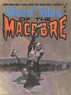Weird Tales of the Macabre#1