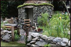 Motor neurone disease - A Hebridean Weavers garden Sponsor(s): Sheepdrove TrustDesigner(s): Jackie Setchfield / Martin Anderson A garden based around a traditional Hebridaen weavers hut, which celebrates low impact living and self-sufficiency.