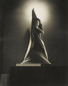 Martha Graham by Edward Steichen