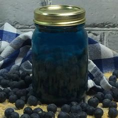 Blueberry Cobbler MOONSHINE! Recipe on Yummly. @yummly #recipe Strawberry Moonshine Recipe, Blueberry Moonshine, Apple Pie Moonshine, Blueberry Cobbler, Blueberry Cordial Recipe, Blueberry Recipes Canning, Canning Recipes, Moonshine Alcohol, Moonshine Still