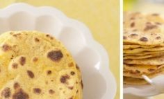 Przepis na tortille kukurydziane